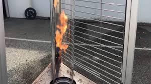 Patio Heater 40000 Btu by Az Patio Heaters 40000 Btu Quartz Glass Tube Stainless Steel Gas