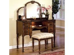 Ashton Bedroom Furniture by Acme Furniture Ashton Vanity Table Stool And Mirror Set