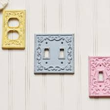 Shabby Chic Light Switch Covers by Best Cast Iron Switch Plates Products On Wanelo