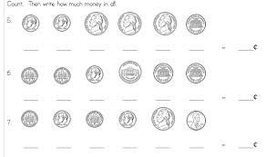 money worksheets grade 3 mreichert kids worksheets