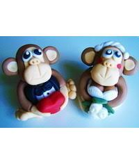 animal wedding cake toppers how to make cake tutorials