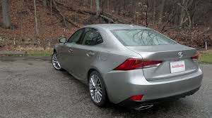 lexus is or bmw 3 2017 lexus is 300 awd review autoguide com news