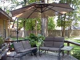 treasure garden cantilever patio umbrellas u2014 home design lover