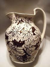 art nouveau antique original white pottery u0026 china ebay