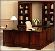 Solid Wood Office Desks Solid Wood Office Desk Interior Design