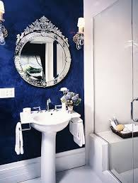 67 Cool Blue Bathroom Design Ideas Digsdigs by Black And White And Blue Bathroom Ideas Home Decorations