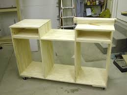Table Saw Cabinet Plans Miter Saw Table Gallery