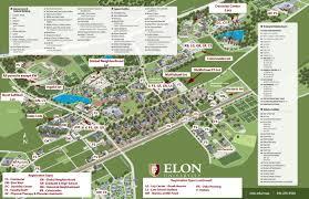 Pierce College Map Elon University Campus Safety U0026 Police