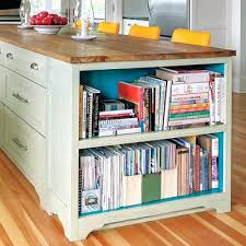 lofty inspiration diy bookcase kitchen island seating with
