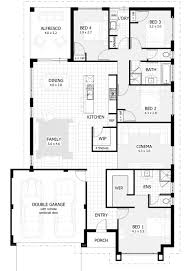 baby nursery 5 bedroom single story house plans bedroom one