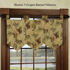 wonderful bay window treatments country gallery of the kitchen for