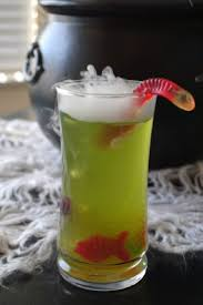 halloween punch ideas