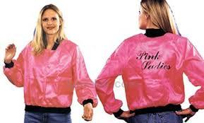Pink Lady Halloween Costume 50s Pink Ladies Jacket Costume Ac02 33 00 Lynx Lair
