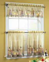 Kitchen Window Curtains Ideas by Kitchen Window Curtains Ideas Dining Table Cover Set Brown Rattan
