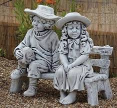 borderstone town boy and garden ornament gardensite co uk
