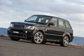 2009 land rover 2009 range rover sport stormer review gallery top speed