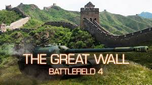Map Great Wall Of China by The Great Wall Map Concept Battlefield 4 Commentary Youtube