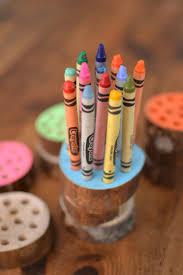 crayon holder pencils too artbar