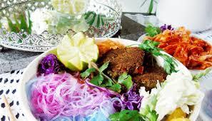 membuat mie warna ungu mie pelangi jadi tren baru gaya hidup sehat yang wajib dicoba boomee