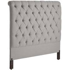 Black Upholstered Headboard Headboards Queen Upholstered U0026 Wood Headboards Pier 1 Imports