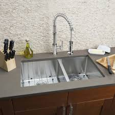 hahn extra large 60 40 sink and stainless steel commercial faucet