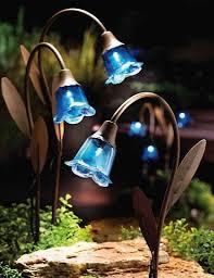 garden solar decorations solar ornaments glow garden lighting home