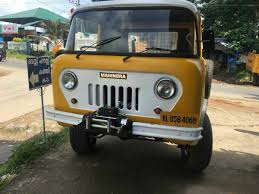 jeep old truck anand mahindra on twitter