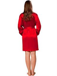 robe de chambre soie ellesilk femmes vêtements de nuit en soie kimono en soie