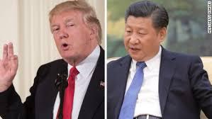 Trump Xi Talked Syria Over The U0027most Beautiful U0027 Cake Cnnpolitics