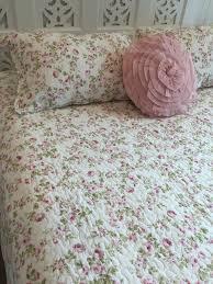 Queen Bed Coverlet Set Pink Floral Queen Bed Coverlet Set U2013 Lovely Linen