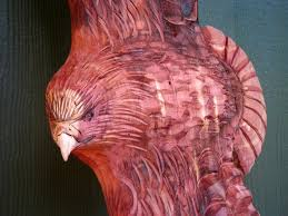 cedar wood sculpture birds archives sleepy hollow