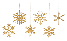 gold snowflake ornaments jayson home