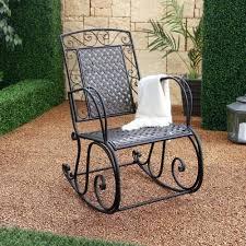 Old Metal Patio Furniture Metal Outdoor Rocking Chairs Old Metal Outdoor Rocking Chairs