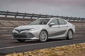 toyota company cars 2018 toyota camry prototype drive review tectonic shift motor trend