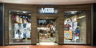 vans the mall at millenia