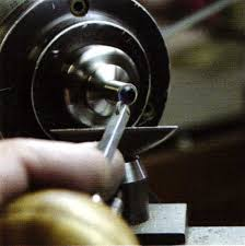 milgrain tool bezel setting using a lathe ganoksin jewelry community