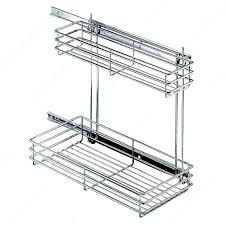 pull out cabinet organizer costco sliding rack richelieu hardware