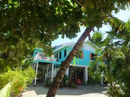 bird island belize airbnb villa almendra our island home has had a facelift houses for
