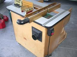 router table dust collection projects