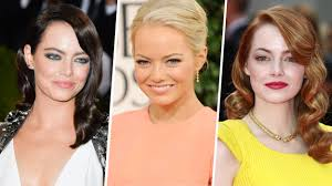 emma stone natural hair emma stone natural hair color yahoo in stunning emma stone hair her