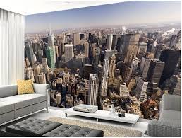 custom photo wallpaper new york city 3d wallpaper mural for the