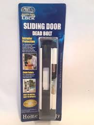 child safety lock for sliding glass door cal double bolt sliding glass door lock home security ebay