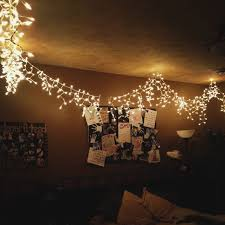 christmas lights for bedroom simple home design ideas