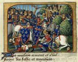 the siege of harfleur battle of formigny