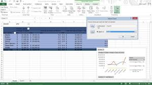 pivot tables for dummies how to create pivot charts in excel 2013 for dummies youtube