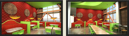 dynamic designs for a vibrant student cafe sage interiors llc