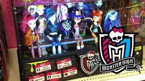 monster toys dolls song display target