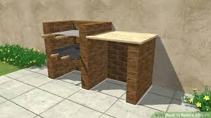 How To Make A Fire Pit With Bricks - 4 ways to build a bbq pit wikihow