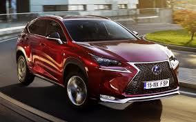 red lexus 2014 lexus nx hybrid f sport 2014 wallpapers and hd images car pixel