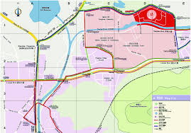 Shenzhen Metro Map In English by Visit Us Peking University Shenzhen Graduate